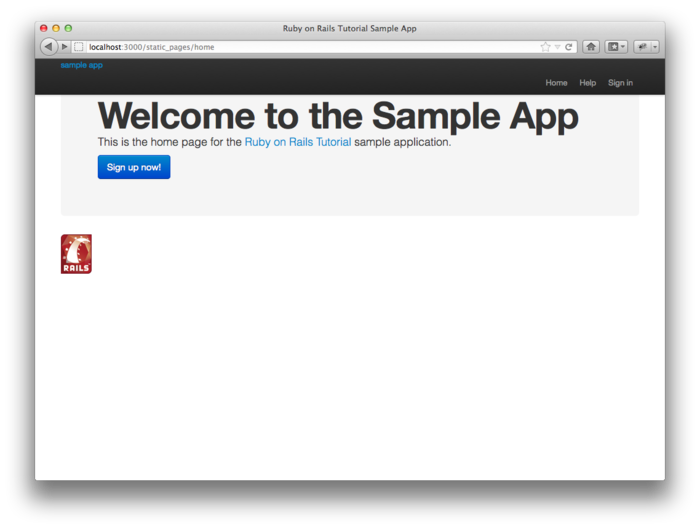 sample_app_only_bootstrap